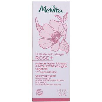 Melvita Rose+ Hautöl mit Antifalten-Effekt 2