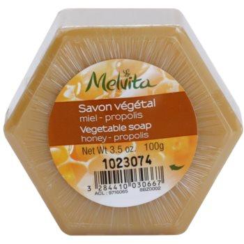 Melvita Savon pflanzliche Seife mit Honig