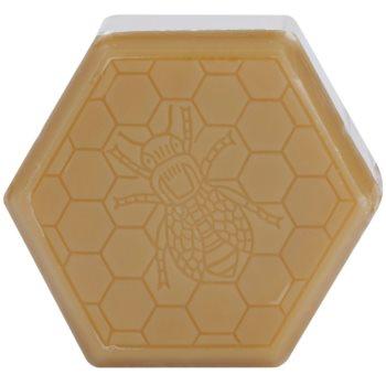Melvita Savon pflanzliche Seife mit Honig 1