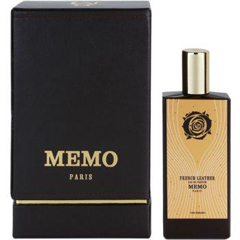 Memo French Leather Eau de Parfum unisex