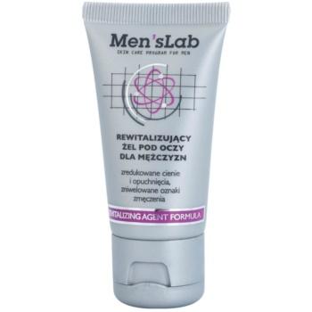 Men's Lab Revitalizing Agent Formula żel pod oczy przeciw obrzękom i cieniom