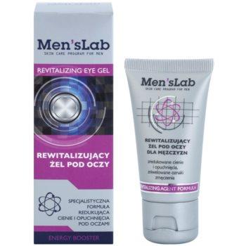 Men's Lab Revitalizing Agent Formula żel pod oczy przeciw obrzękom i cieniom 1