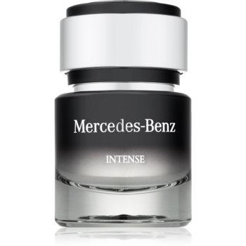 Mercedes-Benz For Men Intense Eau de Toilette pentru barbati 40 ml