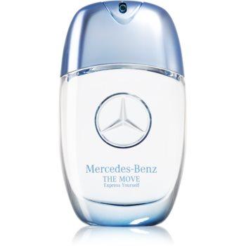 Mercedes-Benz The Move Express Yourself Eau de Toilette pentru bărbați