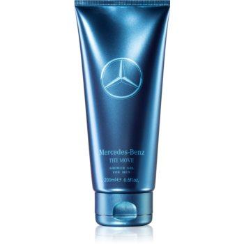 Mercedes-Benz The Move gel de duș pentru bărbați