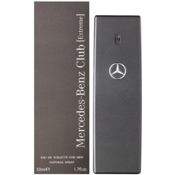 Mercedes-Benz Mercedes Benz Club Extreme Eau de Toilette pentru barbati 50 ml