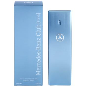Mercedes-Benz Club Fresh eau de toilette pentru barbati 100 ml
