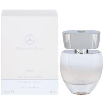 Mercedes-Benz Mercedes Benz LEau Eau de Toilette pentru femei 30 ml