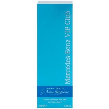 Mercedes-Benz VIP Club Energetic Aromatic toaletna voda za moške 4