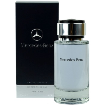 Fotografie Mercedes-Benz Mercedes Benz toaletní voda pro muže 120 ml