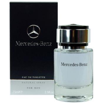 Mercedes-Benz Mercedes Benz Eau de Toilette pentru barbati 75 ml