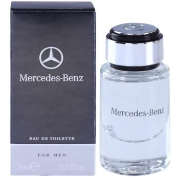 Mercedes-Benz Mercedes Benz Eau de Toilette pentru barbati 7 ml