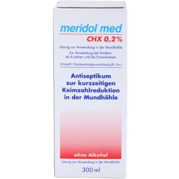 Meridol Med apa de gura antiseptica fara alcool 3