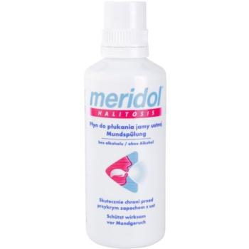 Meridol Halitosis рідина для полоскання  рота від неприємного запаху з рота 2