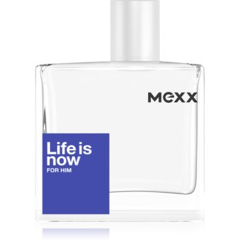 Mexx Life is Now for Him eau de toilette pentru barbati