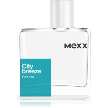 Mexx City Breeze Eau de Toilette pentru bărbați