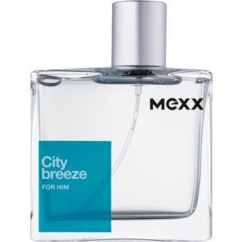 Mexx City Breeze Eau de Toilette pentru barbati 75 ml