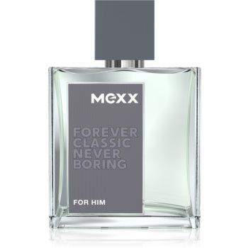 Mexx Forever Classic Never Boring for Him eau de toilette pentru barbati 50 ml