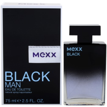 Mexx Black Man New Look Eau de Toilette für Herren
