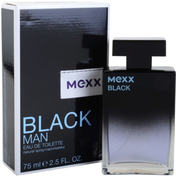 Mexx Black Man New Look Eau de Toilette für Herren 1