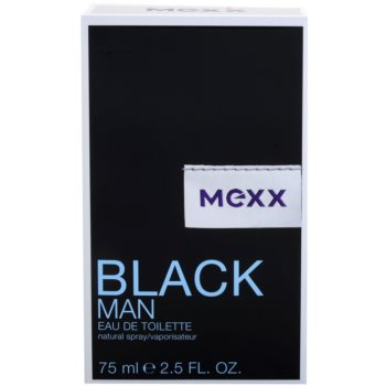 Mexx Black Man New Look Eau de Toilette für Herren 4