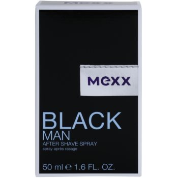 Mexx Black Man New Look After Shave Lotion for Men 4