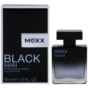 Mexx Black Man New Look After Shave Lotion for Men