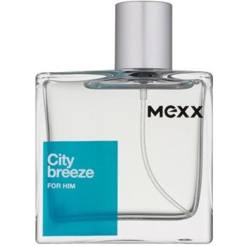 Mexx City Breeze eau de toilette pentru barbati 50 ml