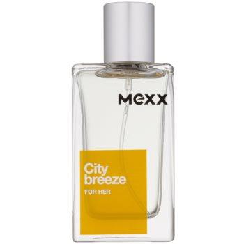 Mexx City Breeze eau de toilette pentru femei 30 ml