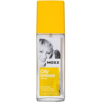 Mexx City Breeze deodorant spray pentru femei 75 ml