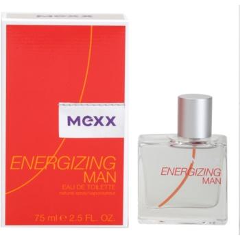 Mexx Energizing Man woda toaletowa dla mężczyzn