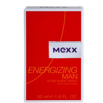 Mexx Energizing Man After Shave Lotion for Men 4