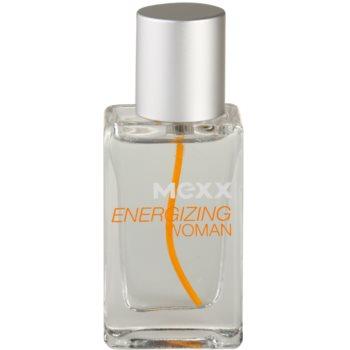 Mexx Energizing Woman Eau de Toilette pentru femei 15 ml