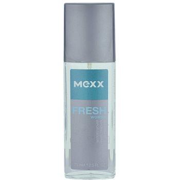 Mexx Fresh Woman дезодорант з пульверизатором для жінок