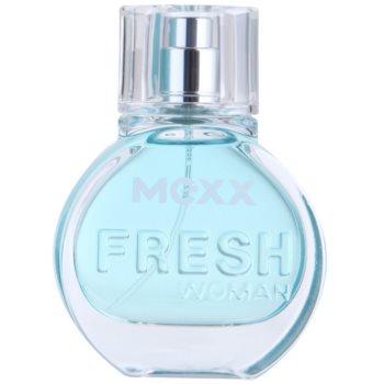Mexx Fresh Woman New Look Eau de Toilette pentru femei 30 ml