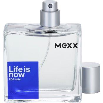 Mexx Life is Now for Him toaletna voda za moške 3
