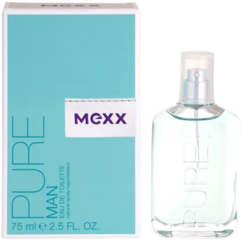 Mexx Pure Man New Look eau de toilette pentru barbati 75 ml