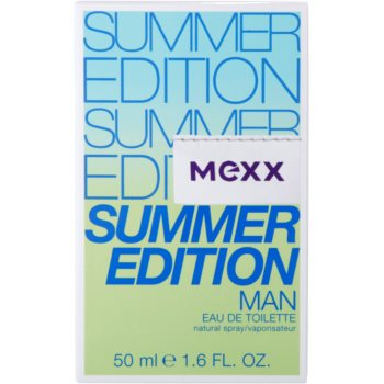 Mexx Summer Edition 2014 woda toaletowa dla mężczyzn 4
