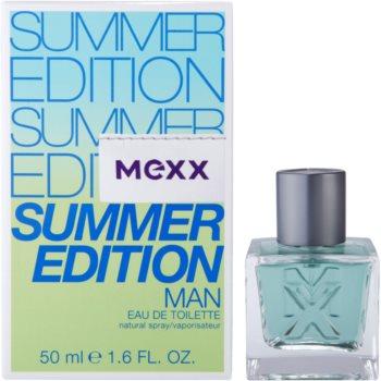 Mexx Summer Edition 2014 woda toaletowa dla mężczyzn