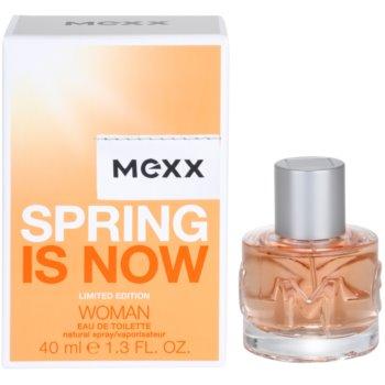 Mexx Spring is Now Woman Eau de Toilette für Damen