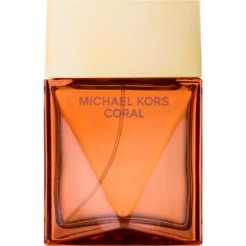 Michael Kors Coral eau de parfum pentru femei 100 ml