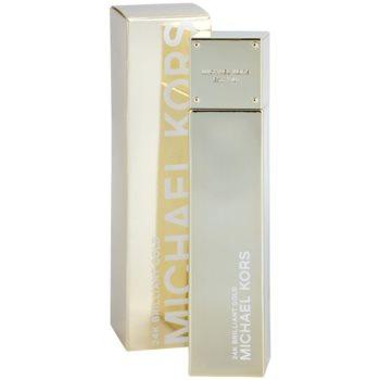 Michael Kors 24K Brilliant Gold Eau de Parfum für Damen 2