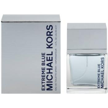 Michael Kors Extreme Blue Eau de Toilette pentru barbati 40 ml