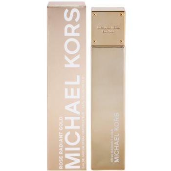 Michael Kors Rose Radiant Gold парфумована вода для жінок