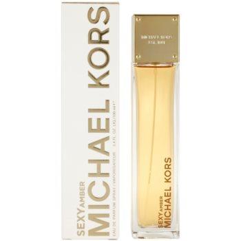 Michael Kors Sexy Amber woda perfumowana dla kobiet