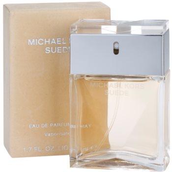 Michael Kors Suede parfumska voda za ženske 1