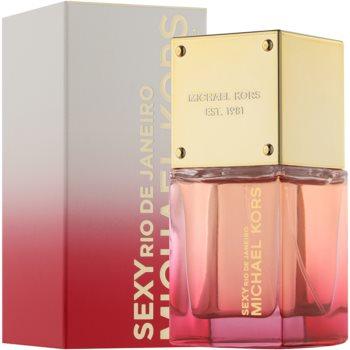 Michael Kors Sexy Rio De Janeiro Eau de Parfum para mulheres 1