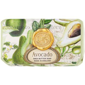 Michel Design Works Avocado hydratační mýdlo s bambuckým máslem
