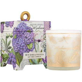 Michel Design Works Hydrangea Scented Candle  in Glass Jar (40 Hours)