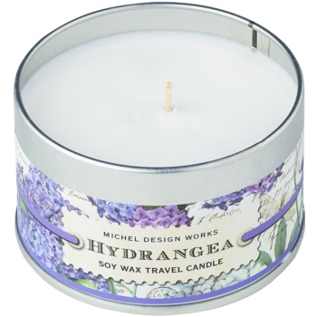 Michel Design Works Hydrangea Scented Candle  in Tin (20 Hours)